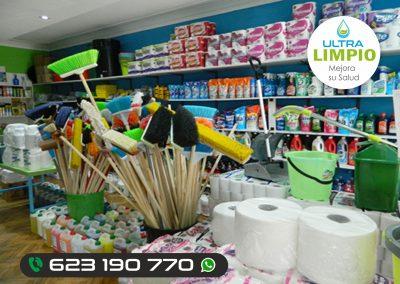 fabrica de productos de limpieza en tenerife